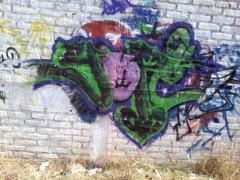 Yopeck Gba Crew Graffiti Irapuato 2013