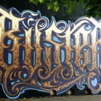 Buster Leyenda Del Graffiti En México
