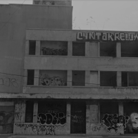 Un recorrido nocturno por el Antiguo Hospital abandonado del imss
