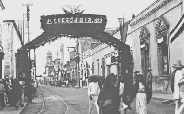 Calle Guerrero Irapuato